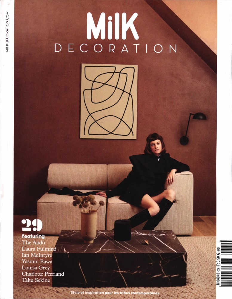 Abonnement milk decoration magazine for Abonnement maison chic magazine