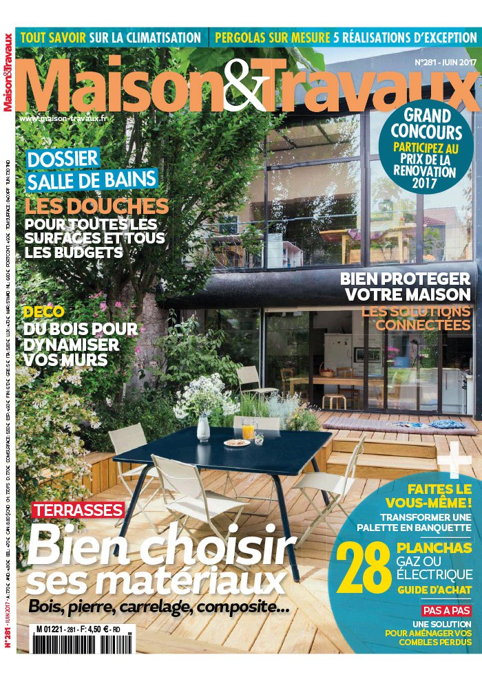 abonnement maison travaux magazine. Black Bedroom Furniture Sets. Home Design Ideas