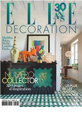 Abonnement magazine presse journal revue en suisse for Elle decoration abonnement