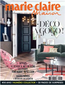 Abonnement marie claire magazine for Abonnement maison chic magazine