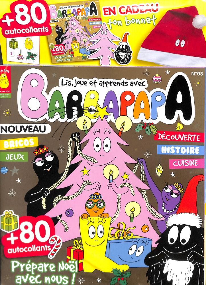 abonnement barbapapa magazine. Black Bedroom Furniture Sets. Home Design Ideas