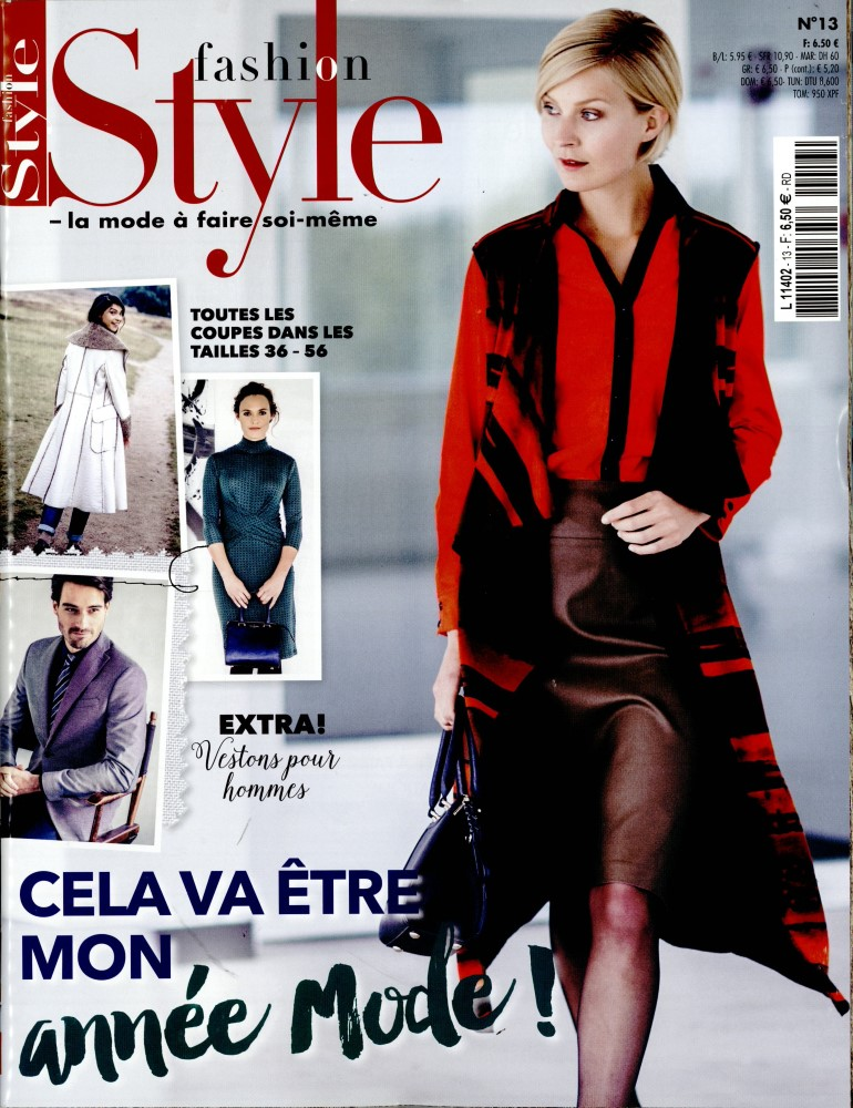 Fashion Style Magazine Subscription