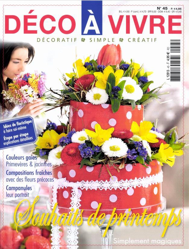 Abonnement d co vivre - Magazine deco en ligne ...