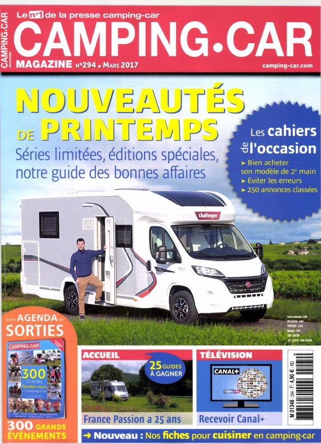 abonnement camping car magazine. Black Bedroom Furniture Sets. Home Design Ideas
