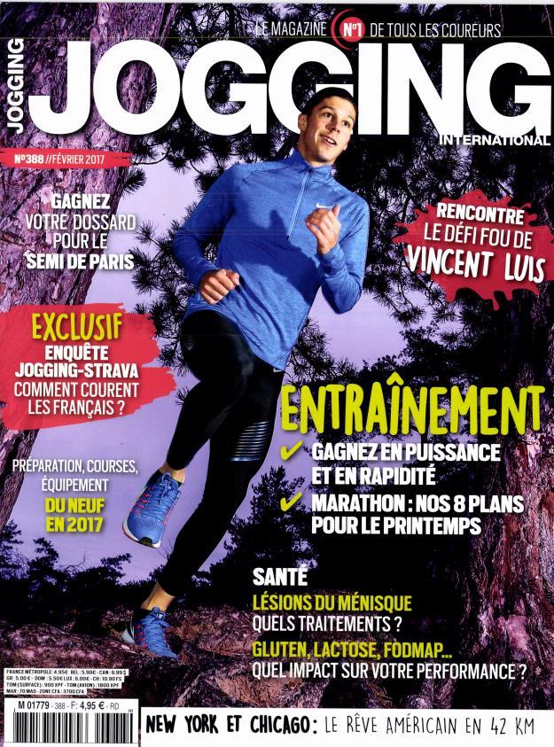 jogging international abonnement. Black Bedroom Furniture Sets. Home Design Ideas