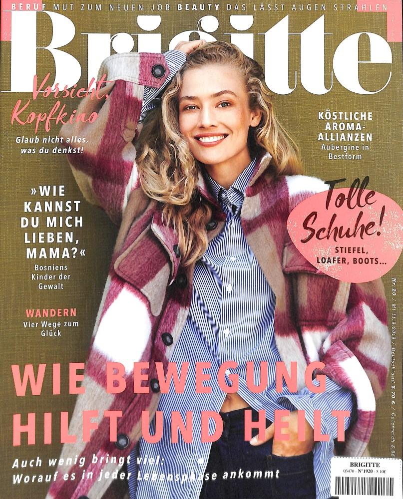 Brigitte Geschenkabo abo brigitte