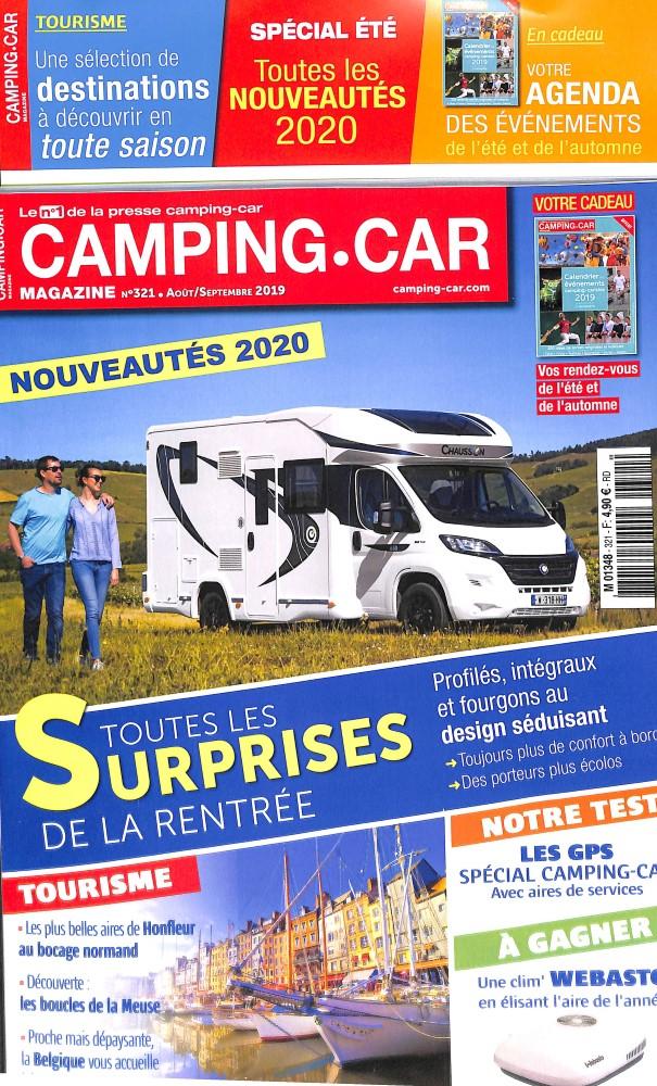 abo camping car magazine. Black Bedroom Furniture Sets. Home Design Ideas