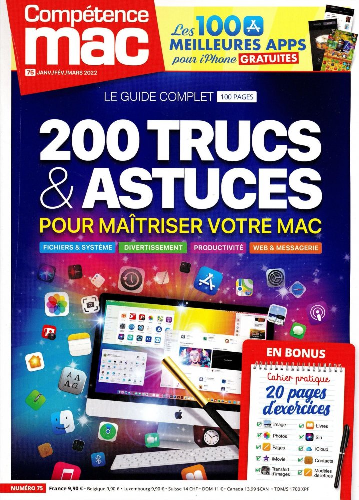 abonnement comp u00e9tence mac magazine