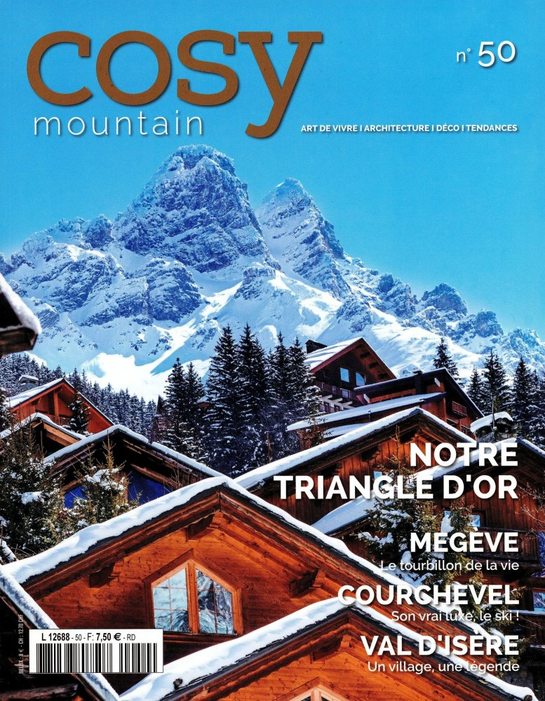 Abonnement Cosy Mountain magazine
