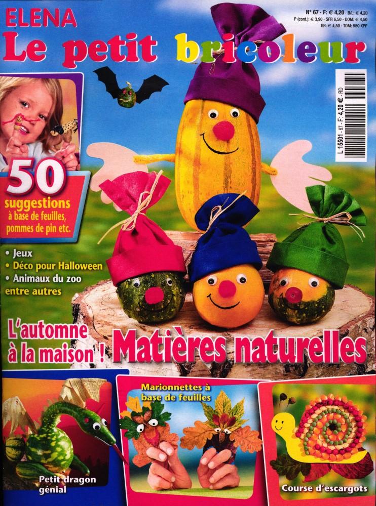 abonnement elena le petit bricoleur magazine
