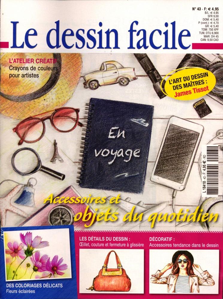 Abonnement le dessin facile magazine - Facile dessin ...