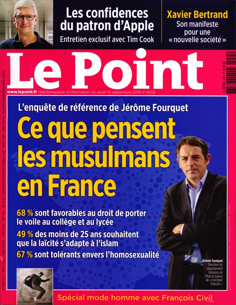 Abonnement Le Point magazine