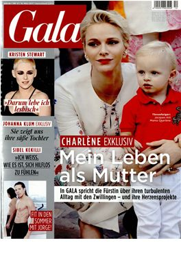 Abo Gala (Deutsche Version) magazin