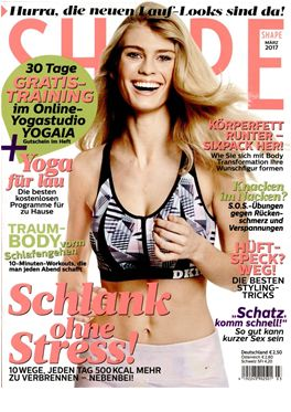 Abo Shape (Deutsche Version) magazin