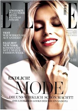 Abo Elle (Deutsche Version) magazin