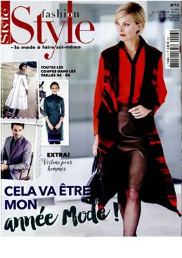 Abonnement Fashion Style magazine