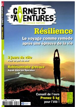 Abo Carnets d'Aventures magazin