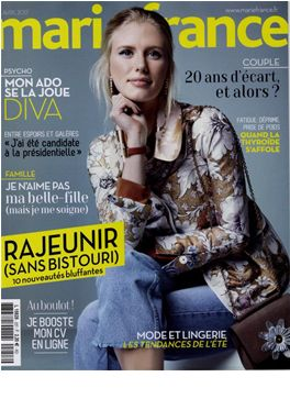Abonnement Marie France magazine