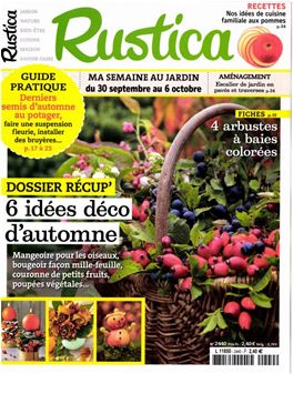 Abo Rustica Pratique magazin