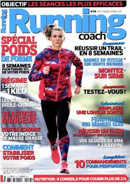 Abo Running Coach magazin