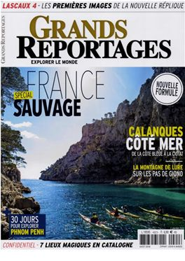 Abo Grands Reportages magazin