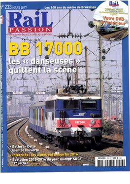 Abo Rail Passion magazin
