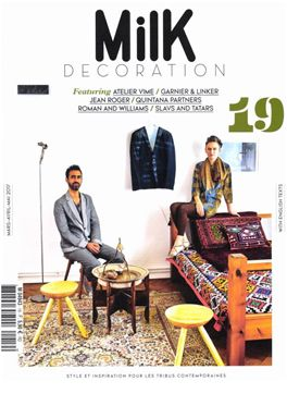 Abonnement Milk Decoration magazine