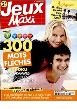 Abonnement maxi cuisine - Abonnement magazine maxi cuisine ...