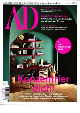 Subscription AD (Deutsche Version) magazine
