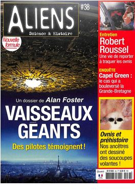 Abonnement Aliens magazine