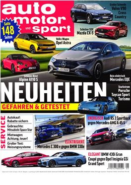 Subscription Auto Motor und Sport magazine