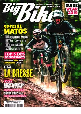Abonnement Big Bike Magazine magazine