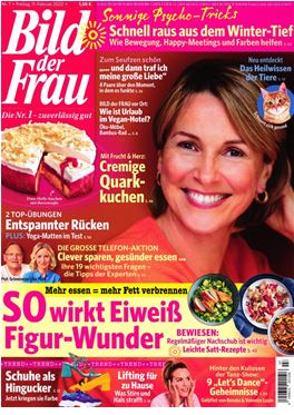 Subscription Bild der Frau magazine