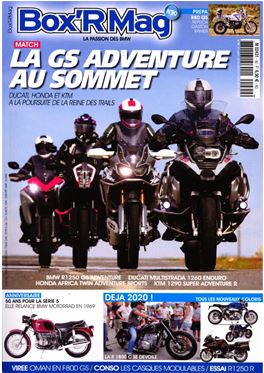 Abonnement Box'R Mag magazine
