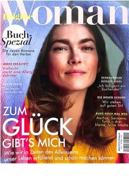 Subscription Brigitte Woman magazine