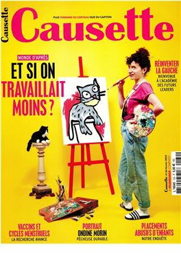 Abonnement Causette magazine