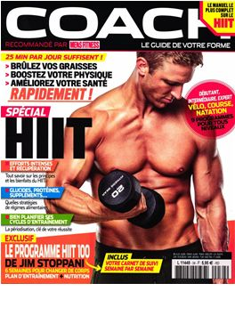 Abonnement Coach magazine