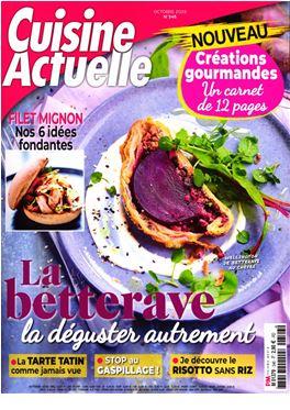 Abonnement Magazine Cuisine Vin