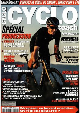 Abonnement Cyclo Coach magazine