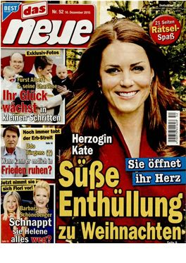 Subscription Das Neue magazine