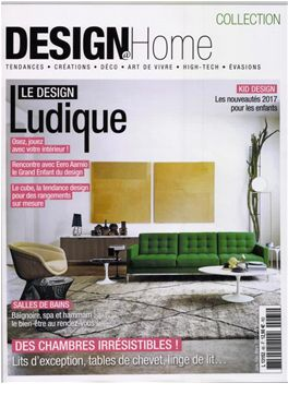 Abonnement Design@Home Magazine magazine