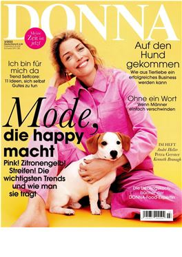 Abo Donna (Deutsche Version) magazin