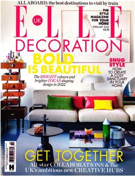 Abonnement Elle Decoration (GB) magazine