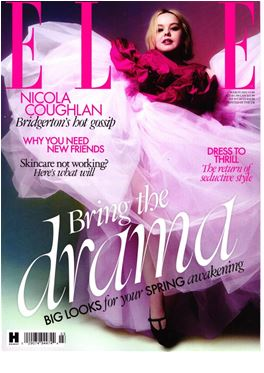 Abo ELLE (GB) magazin