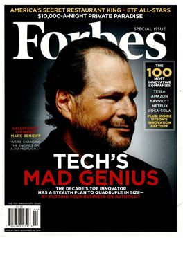 Abonnement Forbes Specials magazine
