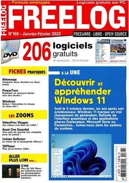 Abonnement Freelog magazine