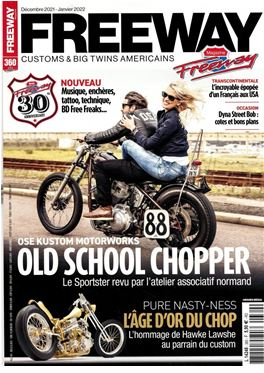 Abonnement Freeway magazine
