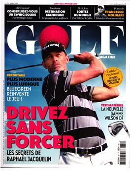 Abo Golf Magazine magazin