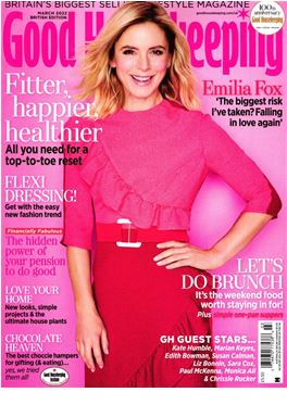 Abonnement Good Housekeeping (GB) magazine
