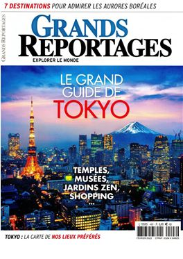 Abonnement Grands Reportages magazine